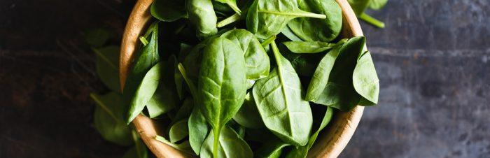 Perché mangiare gli spinaci